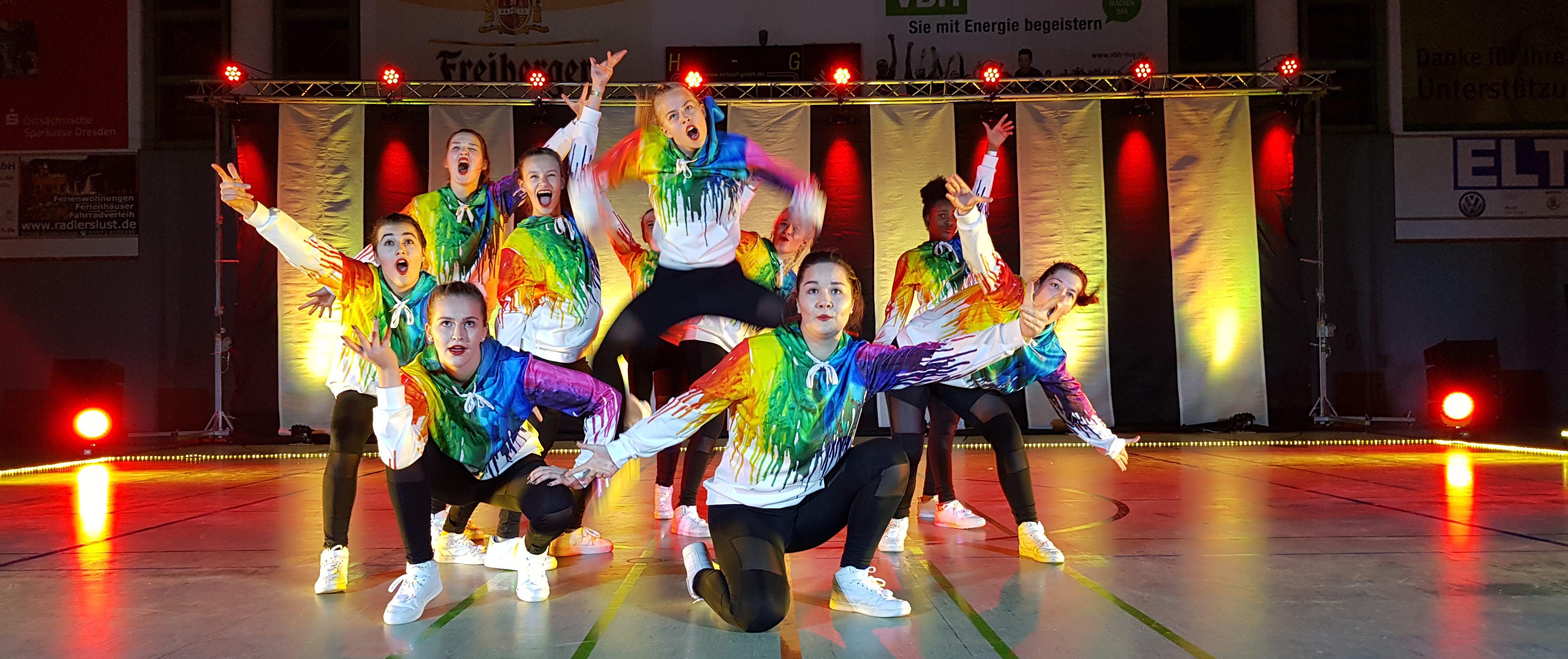 DDProject DDP's NEXT Tanzgruppe buchen Dresden Dörte Freitag